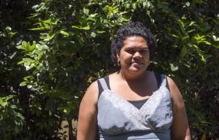 Losana Tuiraviravi at the 2015 FLOW Retreat in Cairns. Photo credit: Marta Jasinska